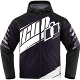 Icon Team Merc Motorcycle Jacket
