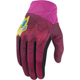 Icon Anthem Blender Ladies Motorcycle Gloves