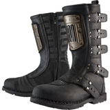 Icon 1000 Elsinore HP Motorcycle Boots