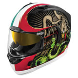 Icon Alliance GT La Bandera Full-Face Helmet