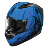 Icon Alliance GT Primary Full-Face Helmet Blue