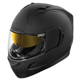 Icon Alliance GT Rubatone Full-Face Helmet Black