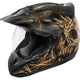 Icon Variant Splintered Motorcycle Helmet