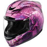 Icon Airmada Sweet Dreams Ladies Motorcycle Helmet
