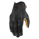 Icon 1000 Axys Leather Gloves