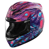 Icon Airmada Opacity Helmet Purple