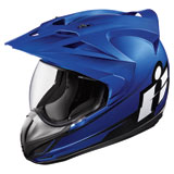 Icon Variant Double Stack Helmet Blue