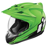 Icon Variant Double Stack Helmet Green