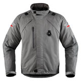 Icon Raiden Monochromatic Waterproof Jacket