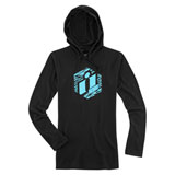 Icon Women's Hexazebra Thermal Hooded Shirt