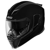Icon Airflite Helmet Gloss Black