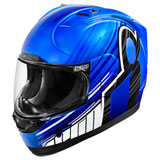 Icon Alliance Overlord Helmet Blue