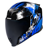 Icon Airflite Stim Helmet Blue/Black