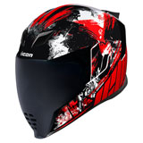 Icon Airflite Stim Helmet Red/Black