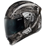 Icon Airframe Pro Harbinger Helmet Black/White