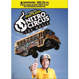 Impact Videos Nitro Circus the Movie DVD