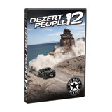 Impact Videos Dezert People 12 DVD