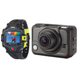 IronX Full HD Action Camera with Video Watch Remote