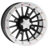 ITP SD Series Dual Beadlock Wheel Polished Beadring