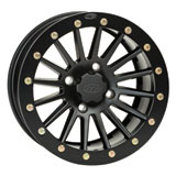 ITP SD Series Single Beadlock Wheel Black Beadring