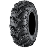 2 24 X 8 X 12 Rear Tires NEW 24X8X12 ATV Rubber NEW Carlisle AT489 24X8-12