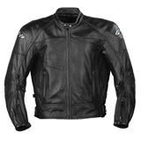Joe Rocket Sonic 2.0 Perforated Leather Motorcycle Jacket