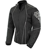 Joe Rocket Alter Ego 3.0 Ladies Textile Mesh Motorcycle Jacket