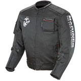 Joe Rocket Marines Alpha Textile Motorcycle Jacket