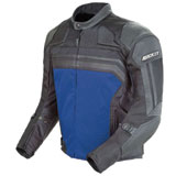 Joe Rocket Reactor 3.0 Leather/Mesh Motorcycle Jacket