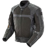 Joe Rocket Syndicate Hybrid Leather/Textile Jacket