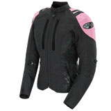 Joe Rocket Women's Atomic 4.0 Textile Jacket