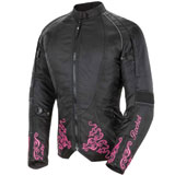 Joe Rocket Women's Heartbreaker 3.0 Textile Jacket