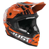 Just 1 J32 Helmet Raptor Orange