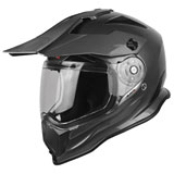 Just 1 J14 Dual Sport Helmet Grey