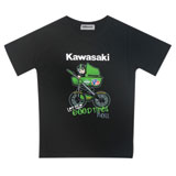 Kawasaki Toddler Boy Race Buggie T-Shirt