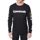 Kawasaki Race Long Sleeve T-Shirt