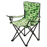 Kawasaki Stacked Logo Outdoor Chair
