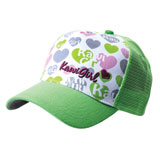 Kawasaki So Many Hearts Ladies Snapback Hat