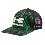 Kawasaki Race Cap Flex Fit Hat