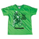 Kawasaki Youth Built For Young Champions T-Shirt