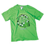 Kawasaki Youth Team Green T-Shirt