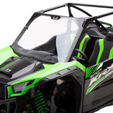 Kawasaki KQR Full Polycarbonate Windshield