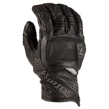 Klim Badlands Aero Pro Short Gloves Black