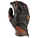 Klim Badlands Aero Pro Short Gloves Brown