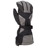 Klim Klimate Gloves Dark Grey
