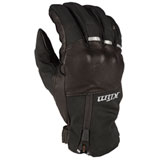 Klim Vanguard GTX Short Gloves