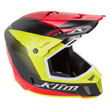 Klim F3 Helmet Ripper Red