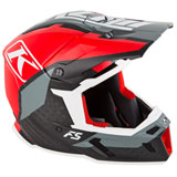 Klim F5 Helmet Ion Red