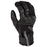 Klim Adventure GTX Short Gloves Black