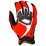 Klim Dakar Gloves Red